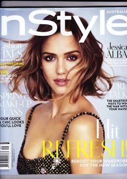 InStyle magazine 2016-1